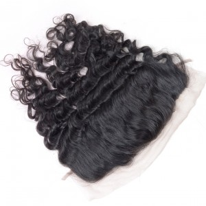 13*5 deep wave lace frontal