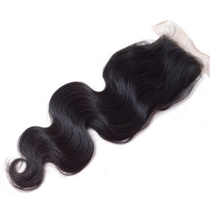 silky lace closure