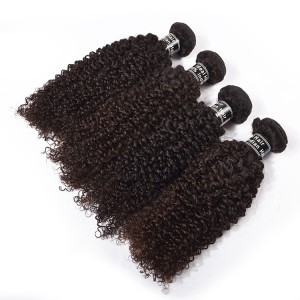 5 Bundles Raw Virgin Indian Kinky Curly Hair,100% Natural Indian Human Hair