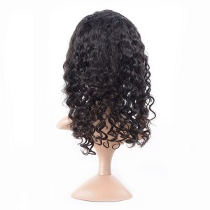 180% lace wig